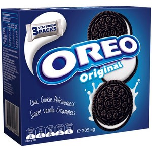 Vegan Junk Food - Oreos