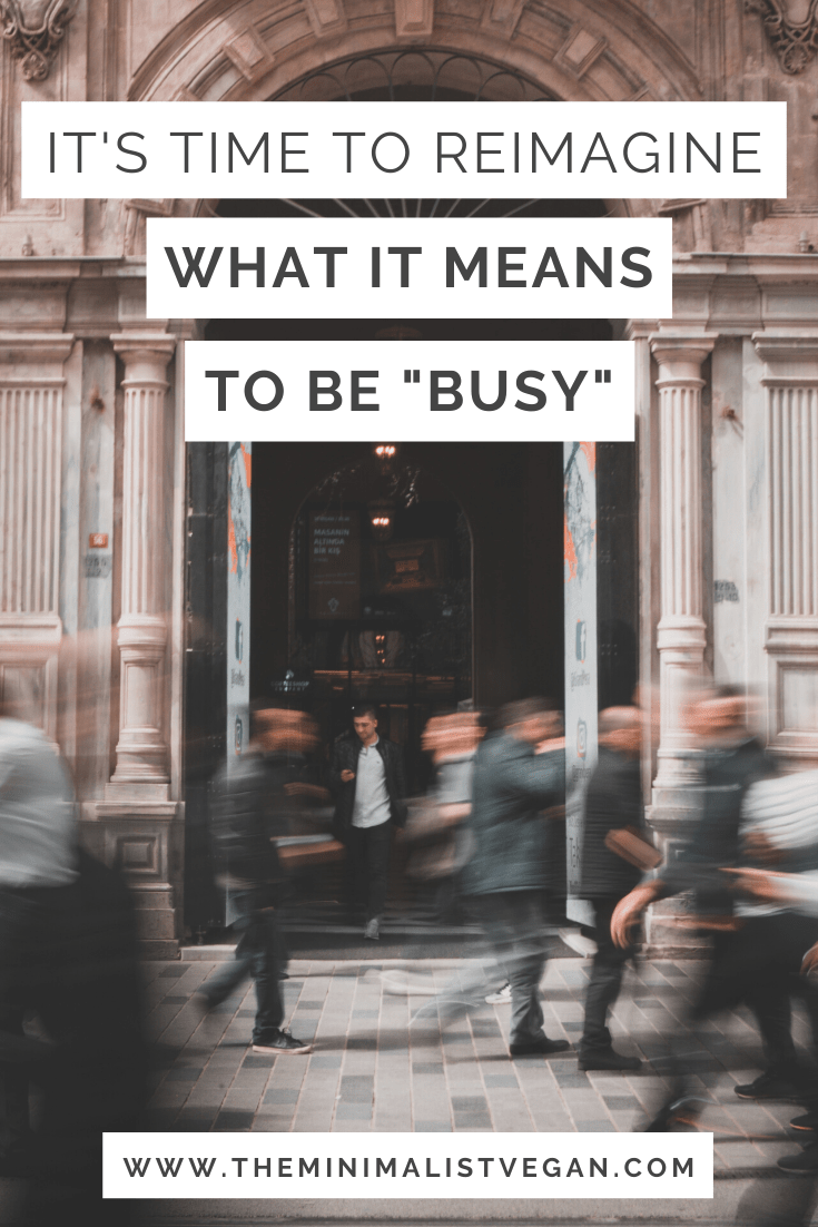 It's Time To Reimagine What It Means To Be