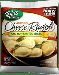Junk Food Vegan - Vegan Ravioli