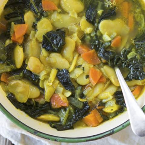 Immune Boosting Soup