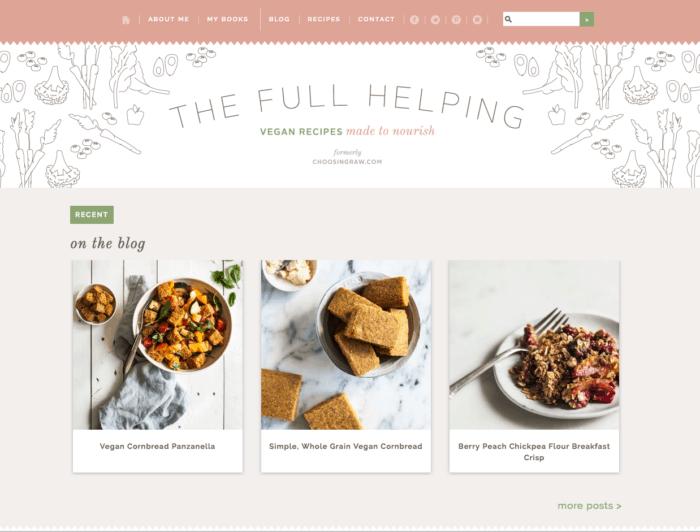 50 high quality vegan blogs worth following the minimalist vegan the full helping forumfinder Gallery