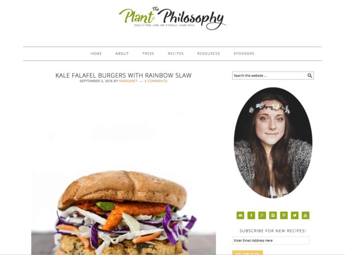 The Plant Philosophy