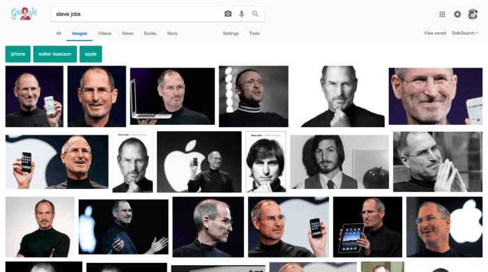 Steve Jobs Same Clothes