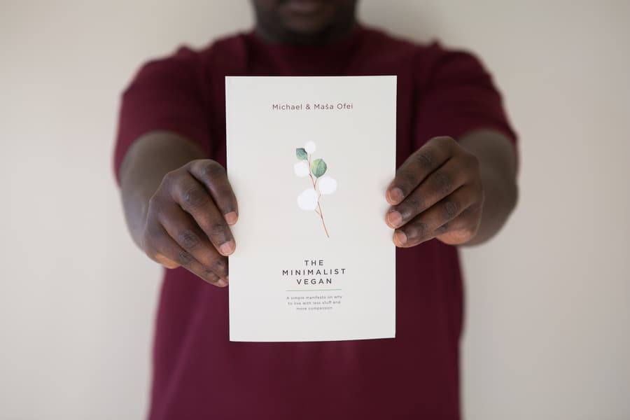 The Minimalist Vegan Book