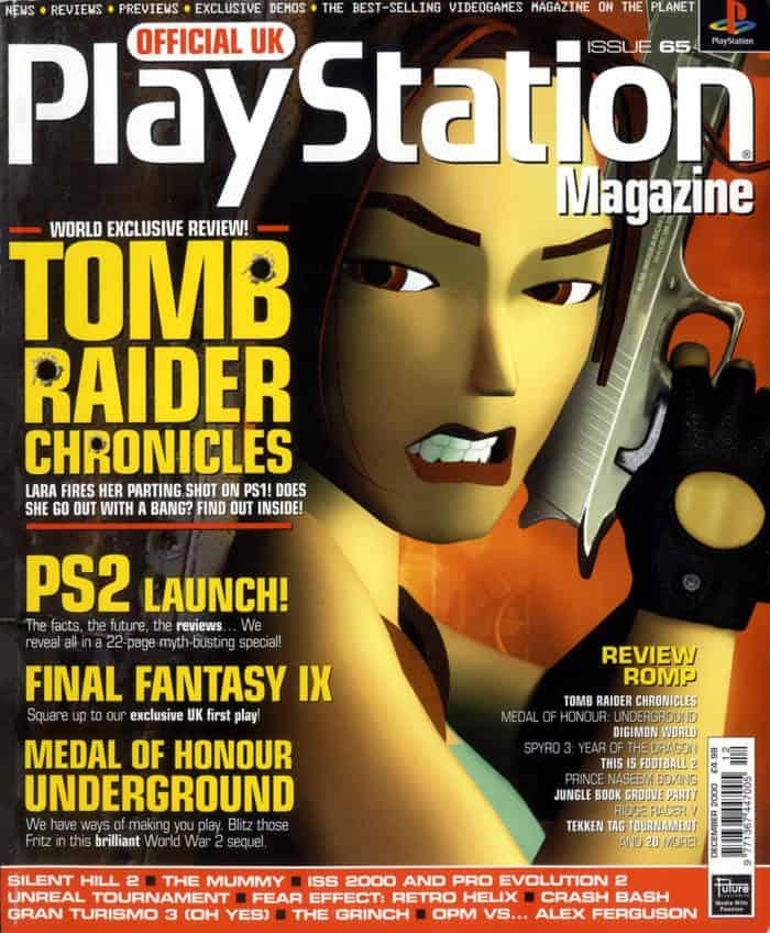 Platstation magazine