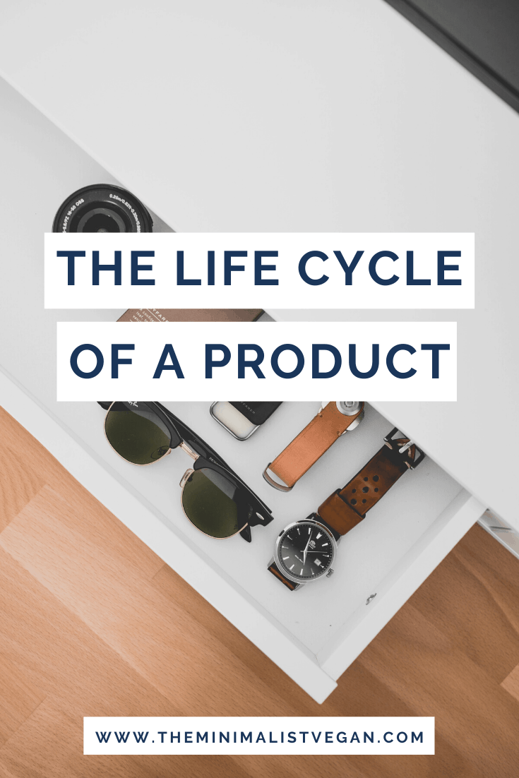 The Life Cycle of a Product