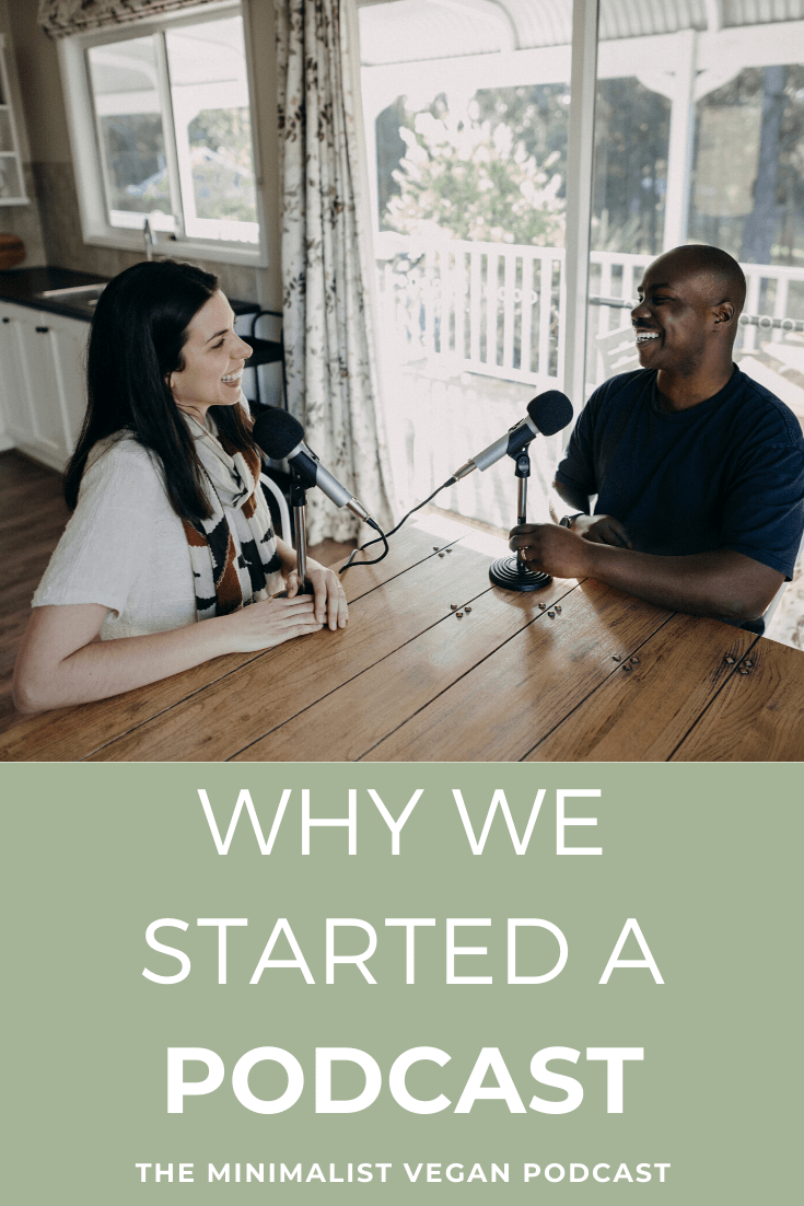 Why We Started a Podcast