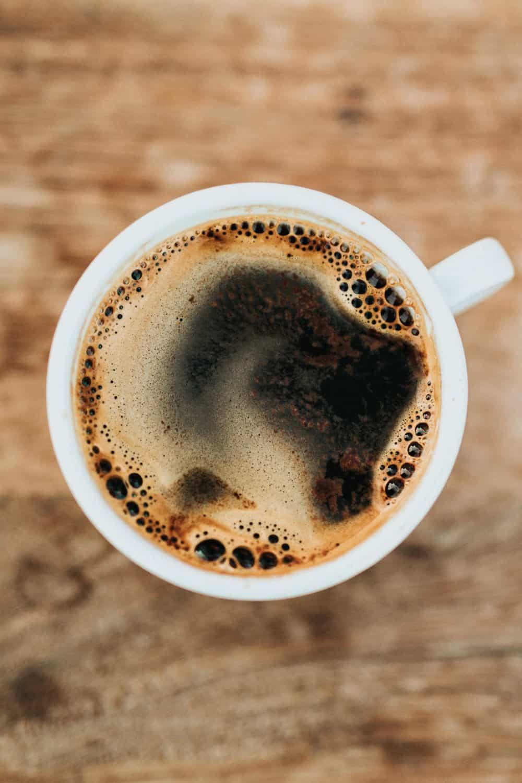 coffee on OMAD