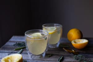 Immune Boosting Herbal Tea