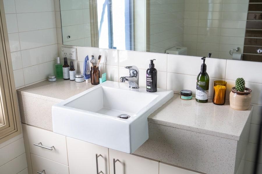 Our Minimalist Bathroom Essentials The Minimalist Vegan