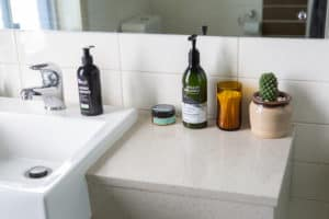Our Minimalist Bathroom Essentials