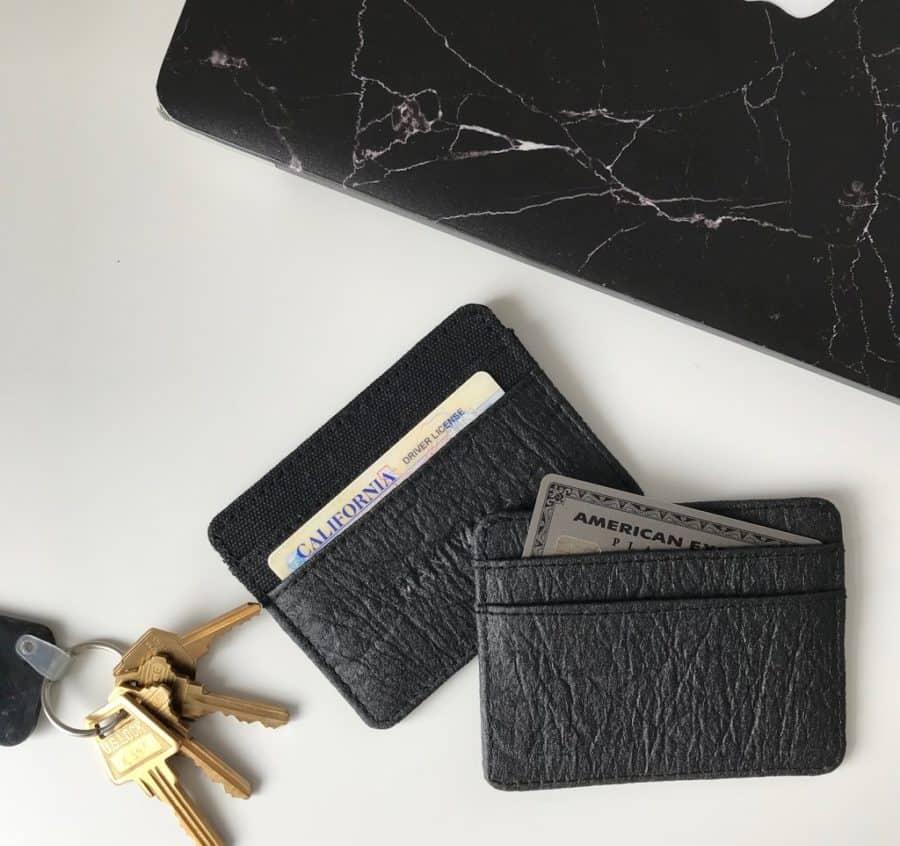Sulit Piñatex Cardholder Wallet