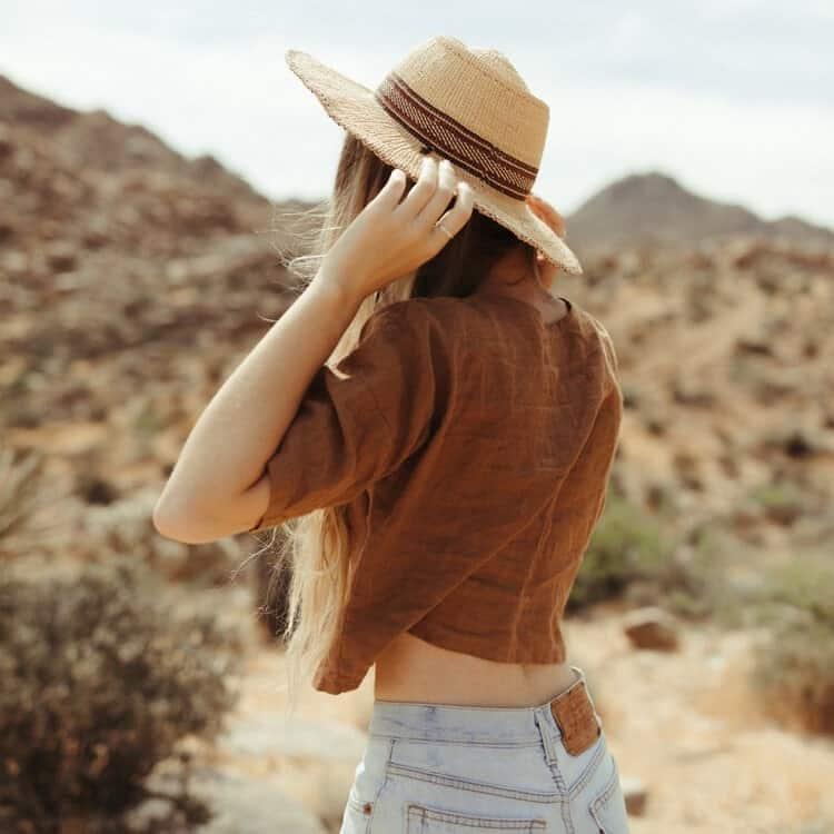 Conscious Clothing: California Desert 2019