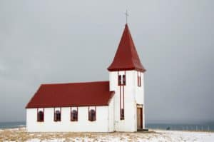 picture of a church - is minimalism just a trend?