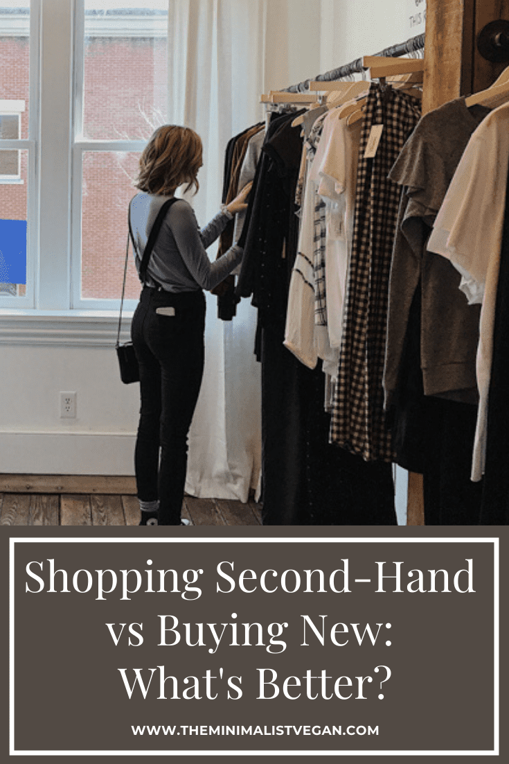 Shopping Second-Hand