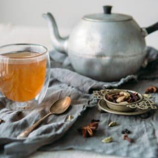 Cinnamon & Vanilla Chai Tea