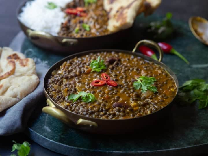 Vegan Dal Makhani Black Lentil Dal The Minimalist Vegan